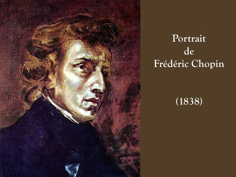 Portrait de Frédéric Chopin (1838)