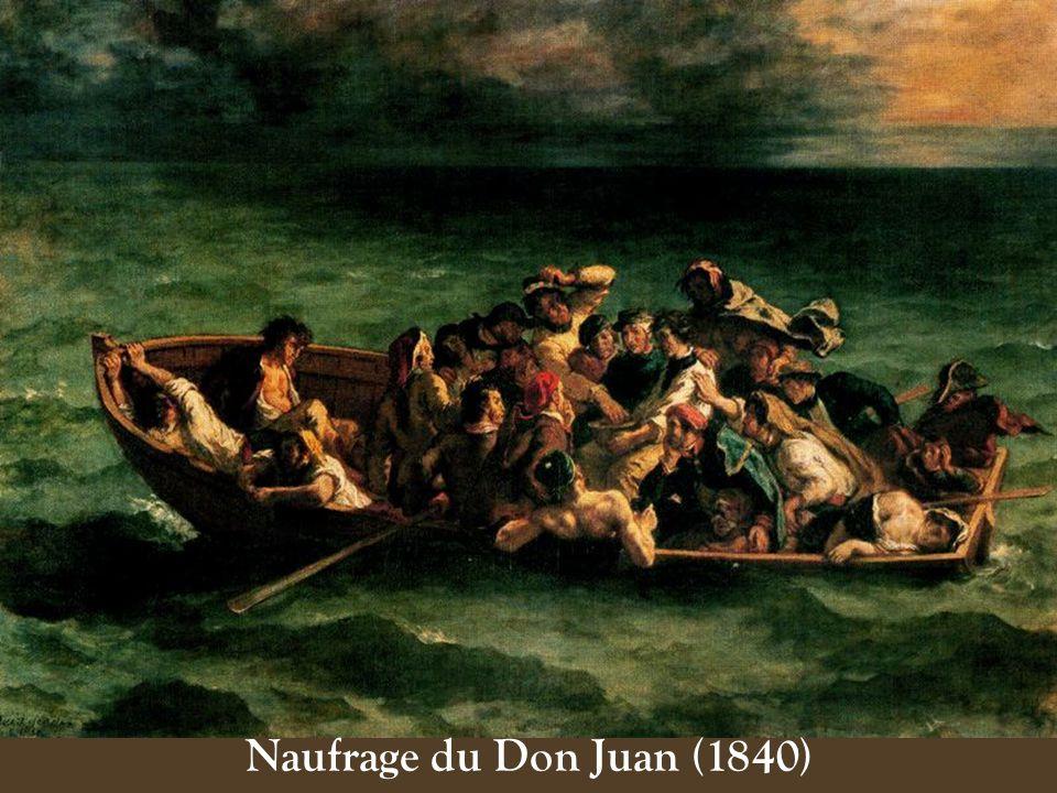 Naufrage du Don Juan (1840)