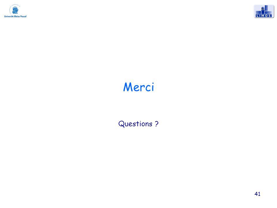 Merci Questions 41