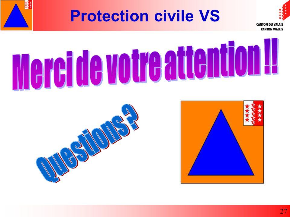 Protection civile VS 27