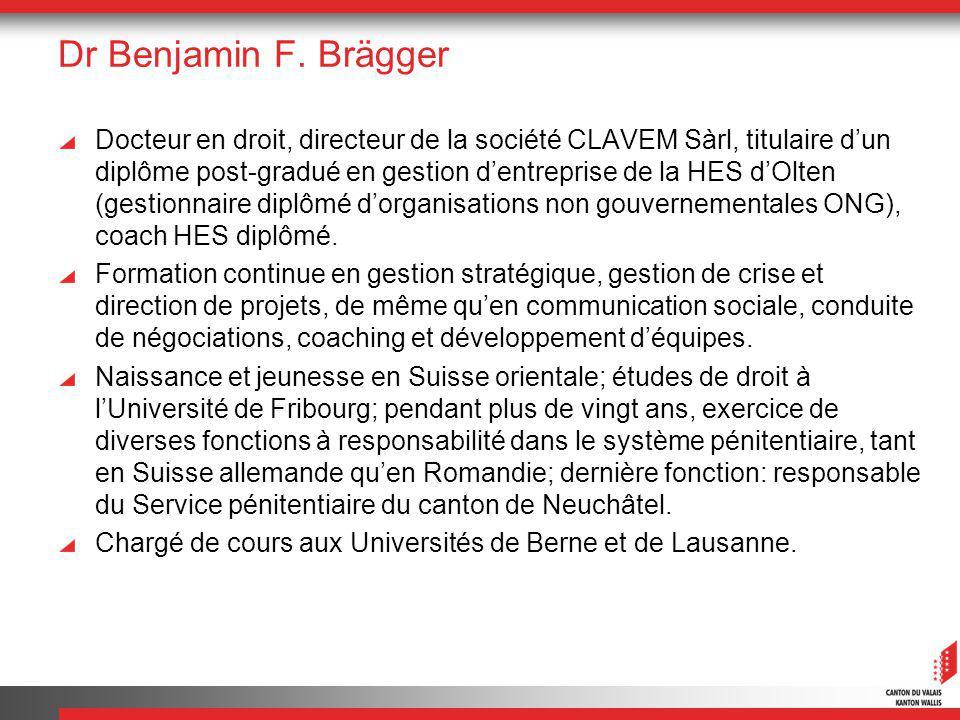 Dr Benjamin F.