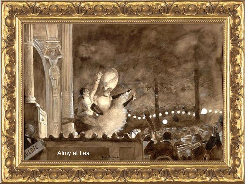 Jean Béraud, partie 1 On connait l'oeuvre de Jean Béraud, les vues de Paris, les rues animées, les passantes croquées sur le vif. Mais qui était l'hom
