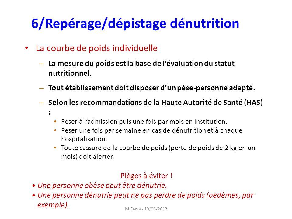 La courbe de poids individuelle – La mesure du poids est la base de lévaluation du statut nutritionnel. – Tout établissement doit disposer dun pèse-pe