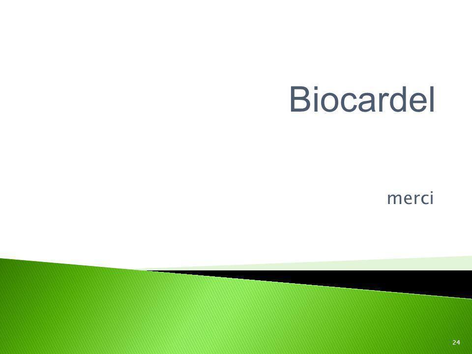 merci 24 Biocardel
