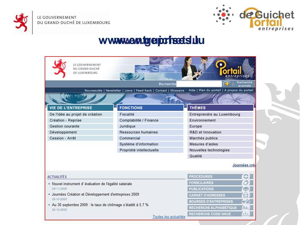 www.guichet.luwww.entreprises.lu