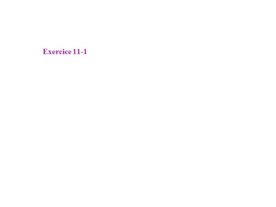 -100 -80 -60 -40 -20 0 PHASE (degrés) PULS (rads/s) 10 0 1 2 3 4 5 10 0 1 2 3 4 5 -70 -60 -50 -40 -30 -20 -10 0 10 GAIN (dB) PULS (rads/s) G = 1 (gain statique unitaire) Forme confirmée par la phase