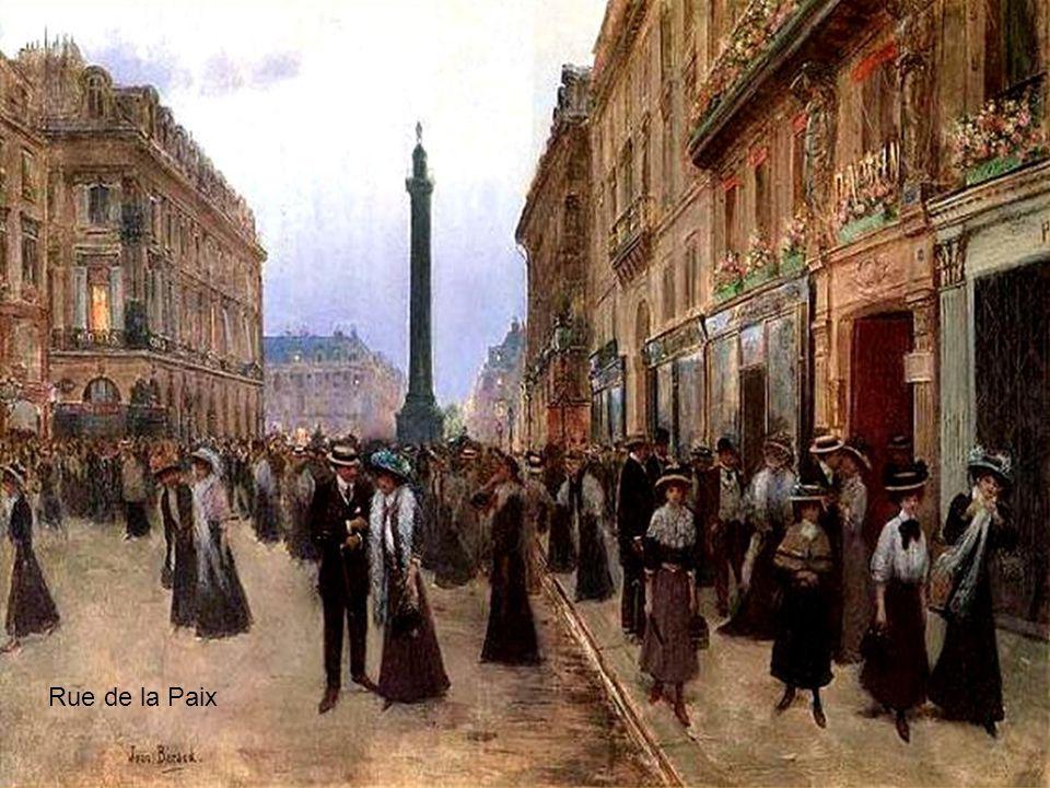 Promenade à ParisRue Royale