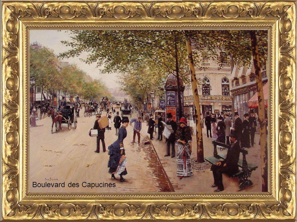 Arc de Triomphe et Champs Elysées