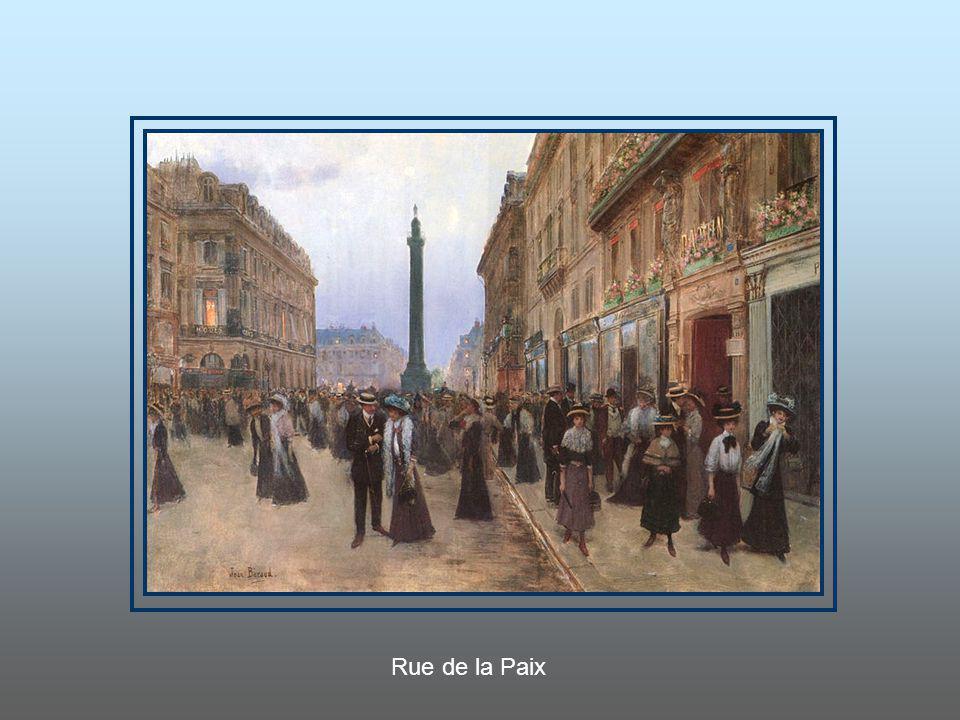 Grands boulevards – Bd Saint-Denis