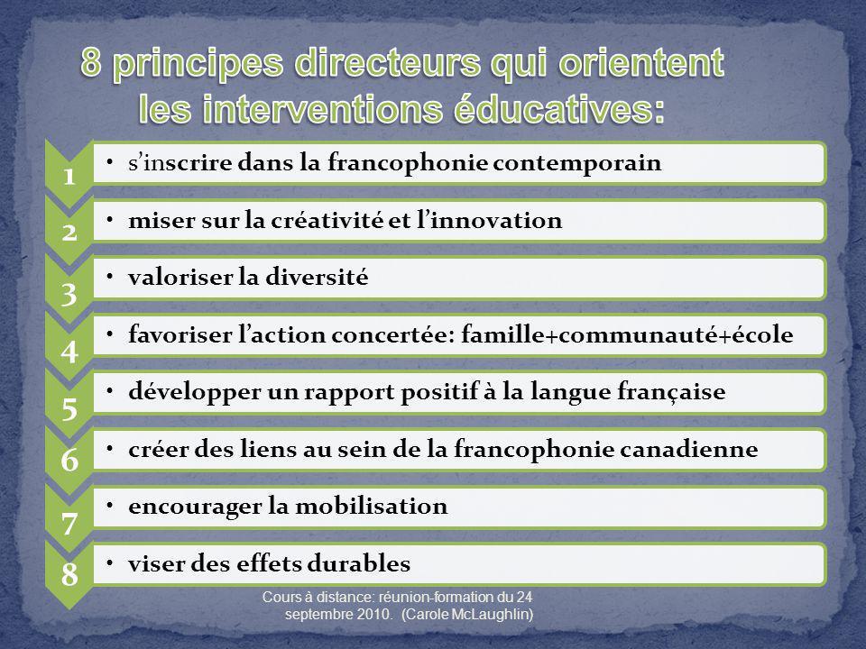 1.La direction: principal leader… 2.