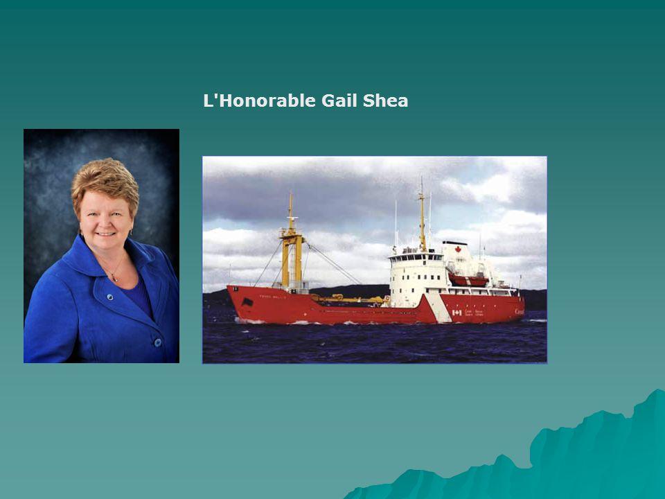 L Honorable Gail Shea