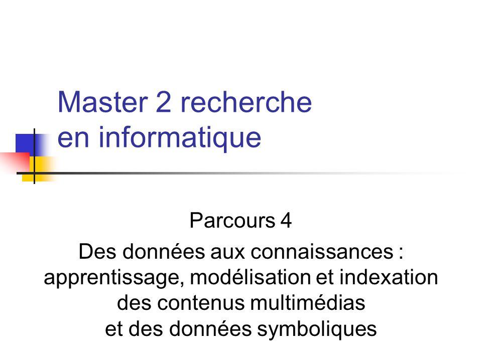 Et ensuite ? Pattern Recognition and Machine Learning Christopher M. Bishop Springer
