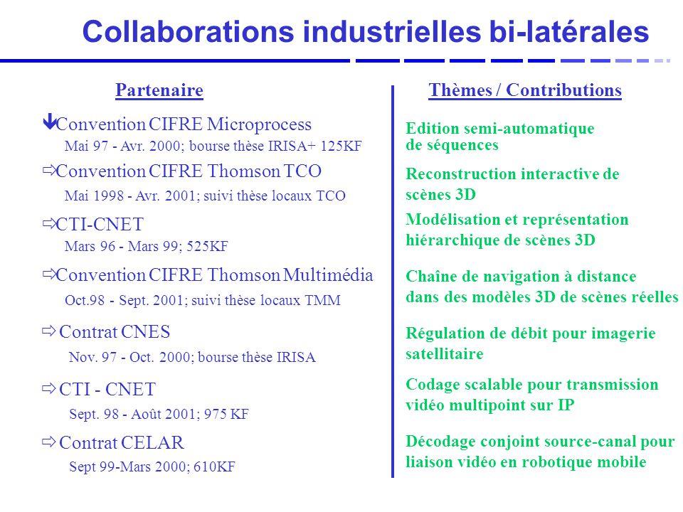 ê Convention CIFRE Microprocess Mai 97 - Avr.