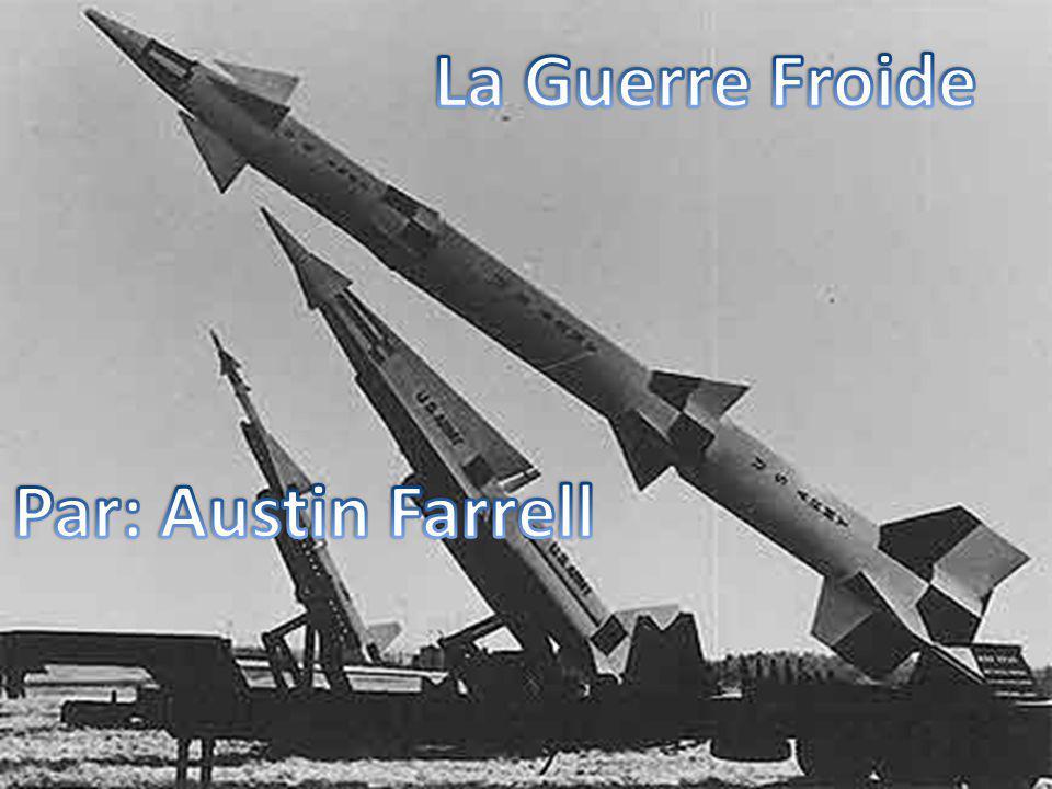 9.Pourquoi les armes nucléaire ont-ils affecté la guerre.