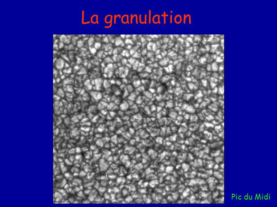 La granulation Pic du Midi
