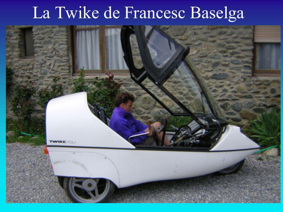 La Twike de Francesc Baselga