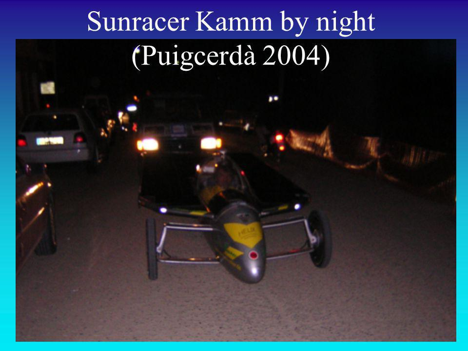 Sunracer Kamm by night (Puigcerdà 2004)