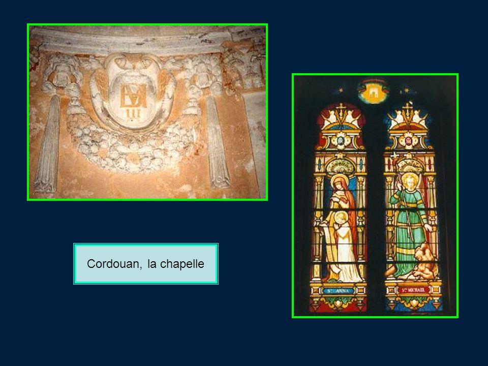 Cordouan, la chapelle