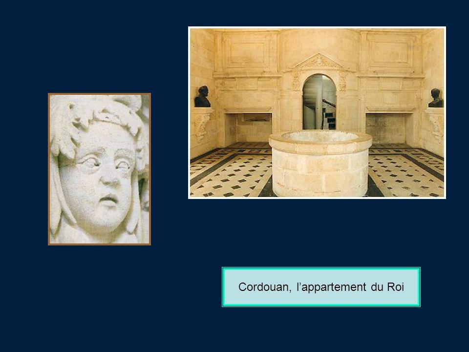 Cordouan, lappartement du Roi