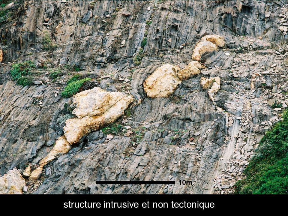 Vallée de la Mort, Californie, USA magmatisme darc mésozoïque