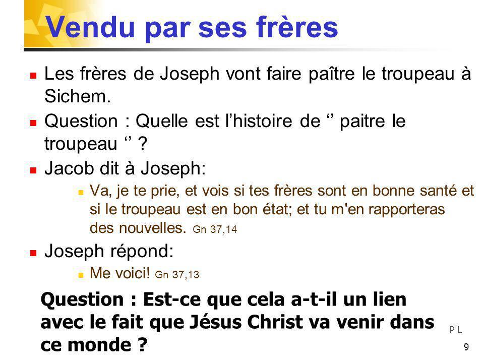 10 1900 ans plus tard, Jésus-Christ a répondu à son Père: Voici, je viens … pour faire, ô Dieu, ta volonté.