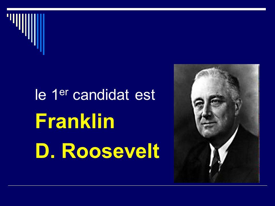 Parmi ces trois candidats, lequel choisiriez-vous (honnêtement) .
