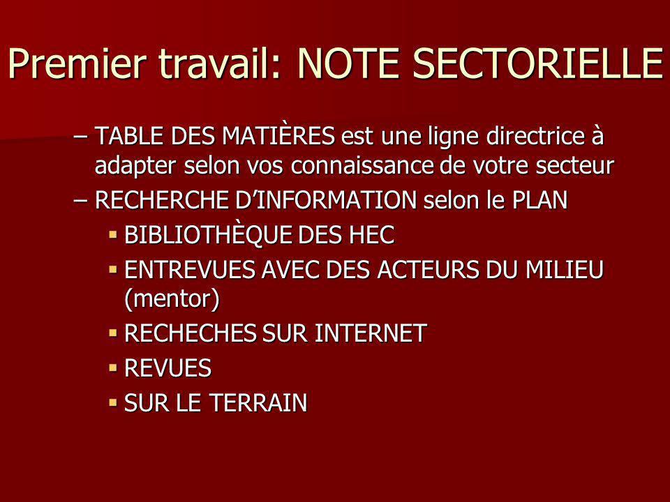 PROBLÈMES RENCONTRÉS lors de la RÉDACTION DE LA NOTE TROP DINFORMATION !.