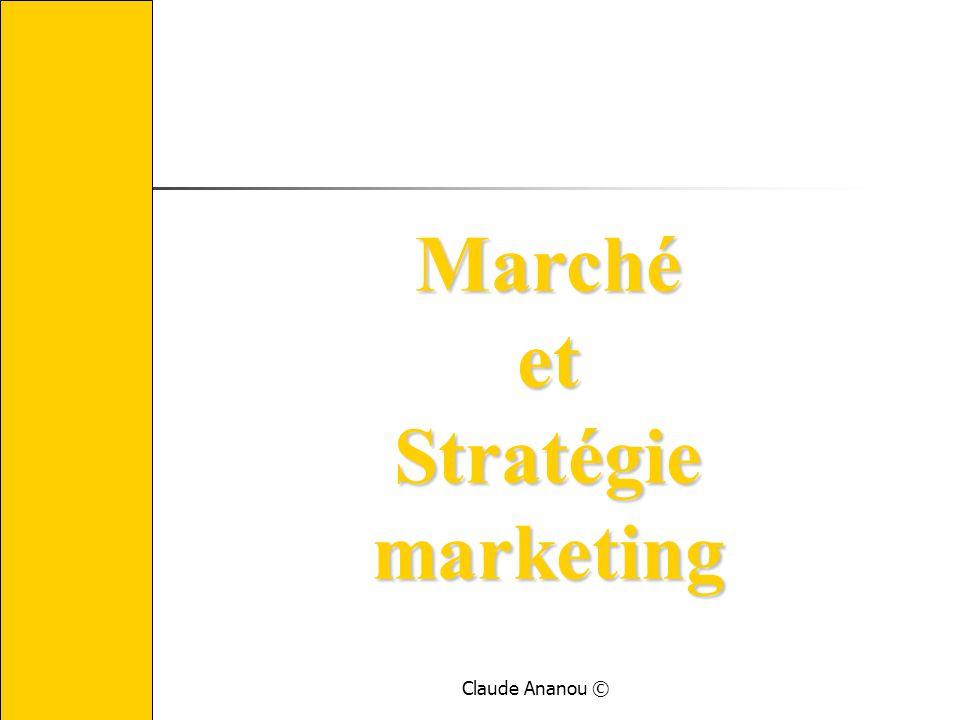 Claude Ananou © MarchéetStratégiemarketing