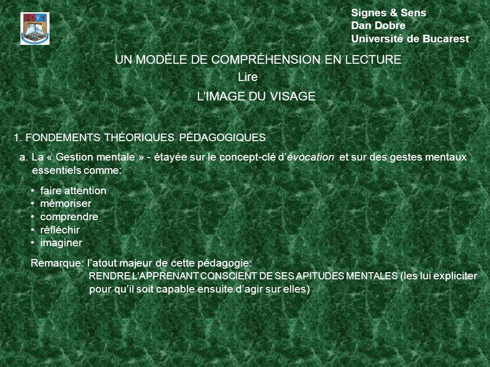STRUCTURE DE LIMAGE PUBLICITAIRE(1) SP: évocation, dialogue, analyse AB.