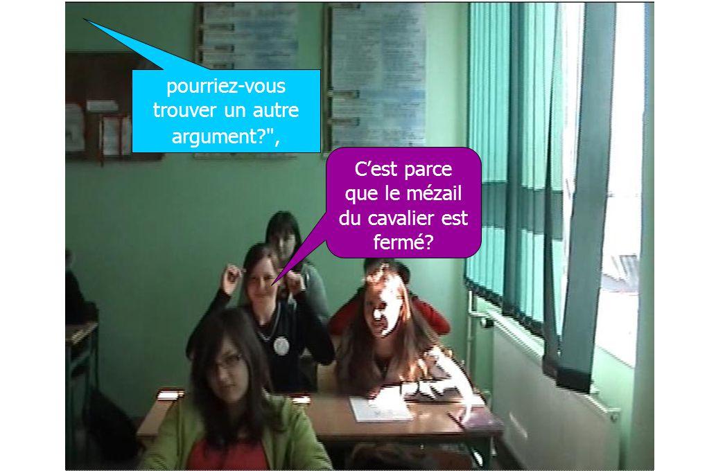 Présentation dune annonce Après la lecture de lannonce les élèves respondent aux questions.