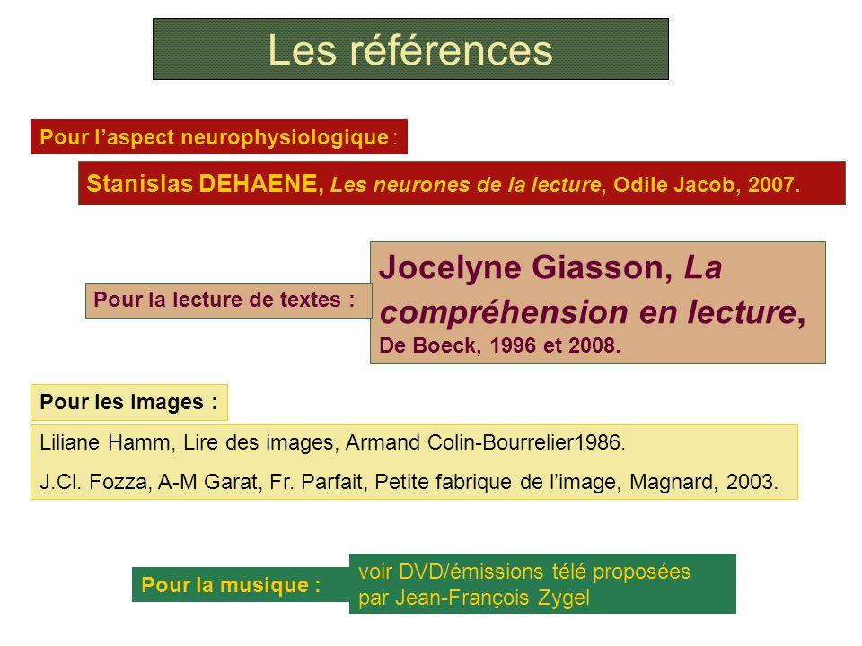 Stanislas DEHAENE, Les neurones de la lecture, Odile Jacob, 2007.