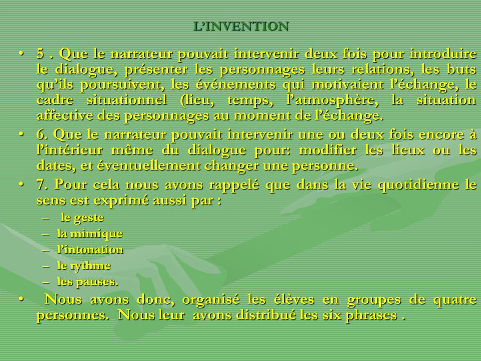 LINVENTION 5.