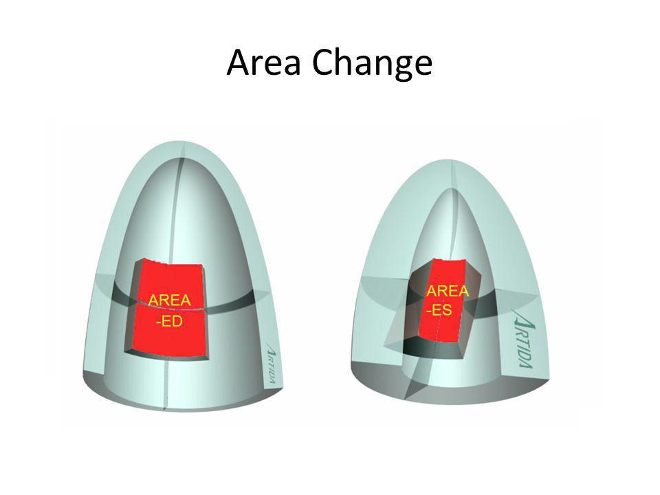 Area Change