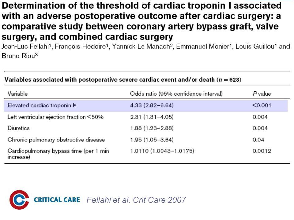 Fellahi et al. Crit Care 2007