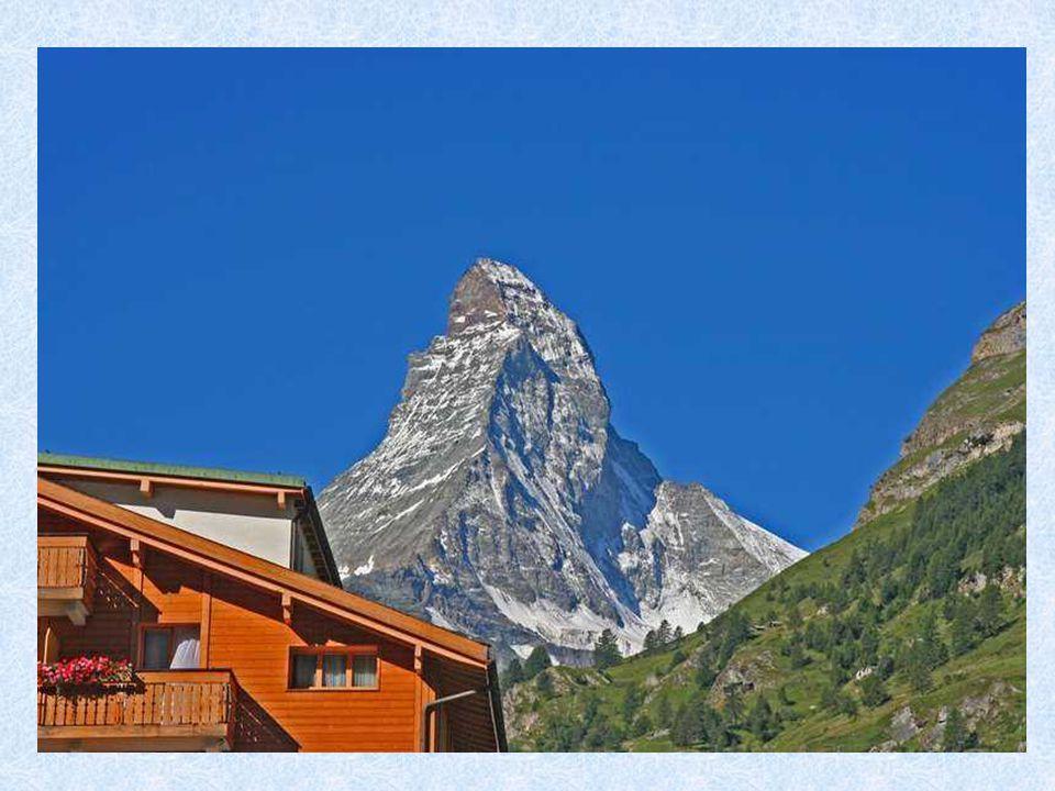 Voici quelques vues du Cervin, la plus belle montagne au monde... (sous différents aspects)