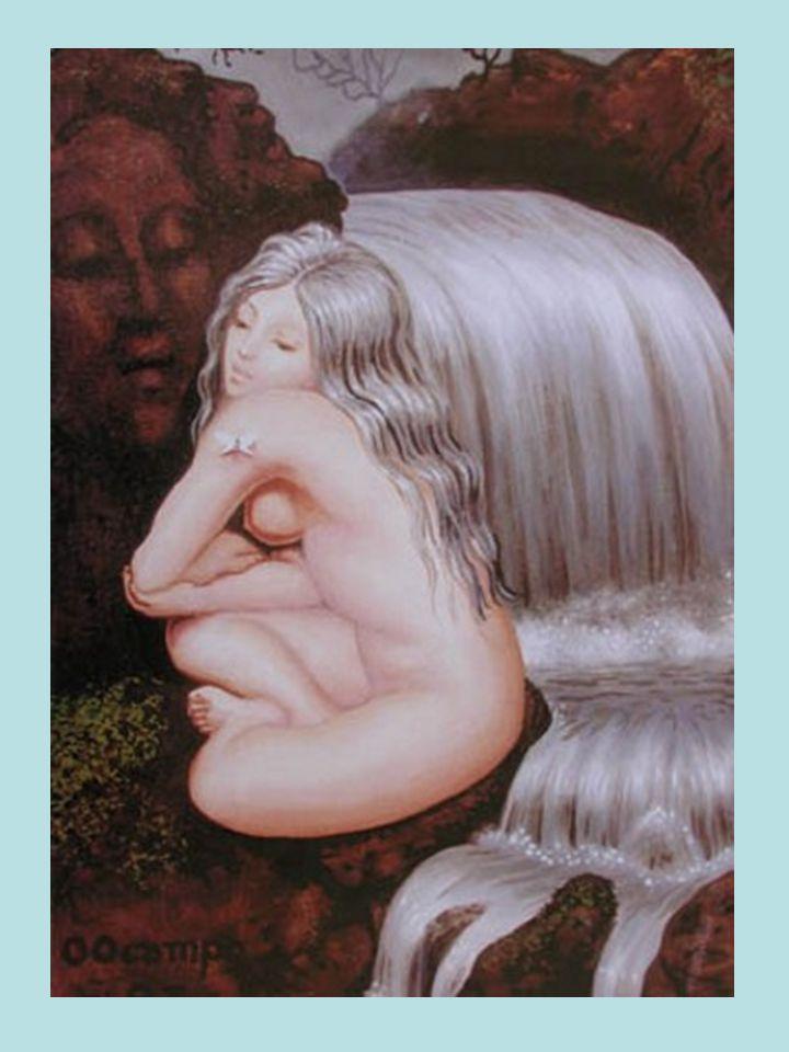 Dans le visage du peintre se cache un homme chevauchant un âne.
