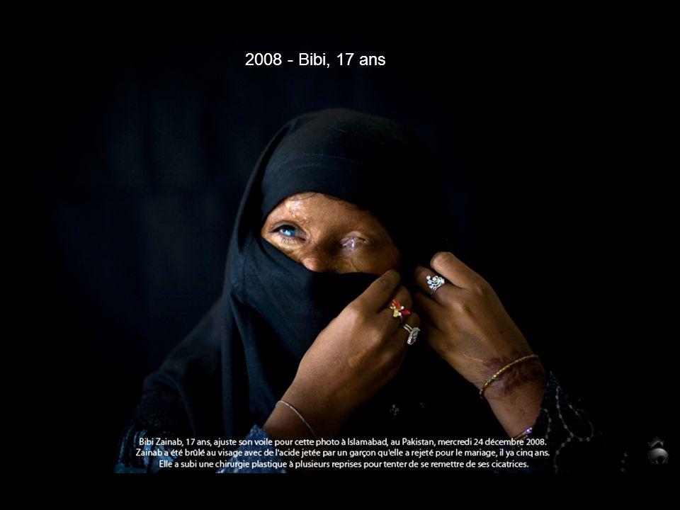 2008 - Bibi, 17 ans