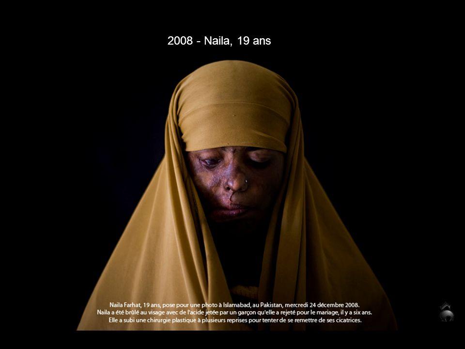 2008 - Naila, 19 ans