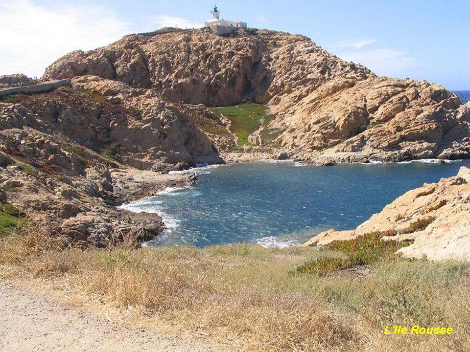 L Ile Rousse