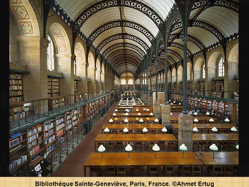 Biblioteca Di bella Arti, Milan, Italie. ©Ahmet Ertug