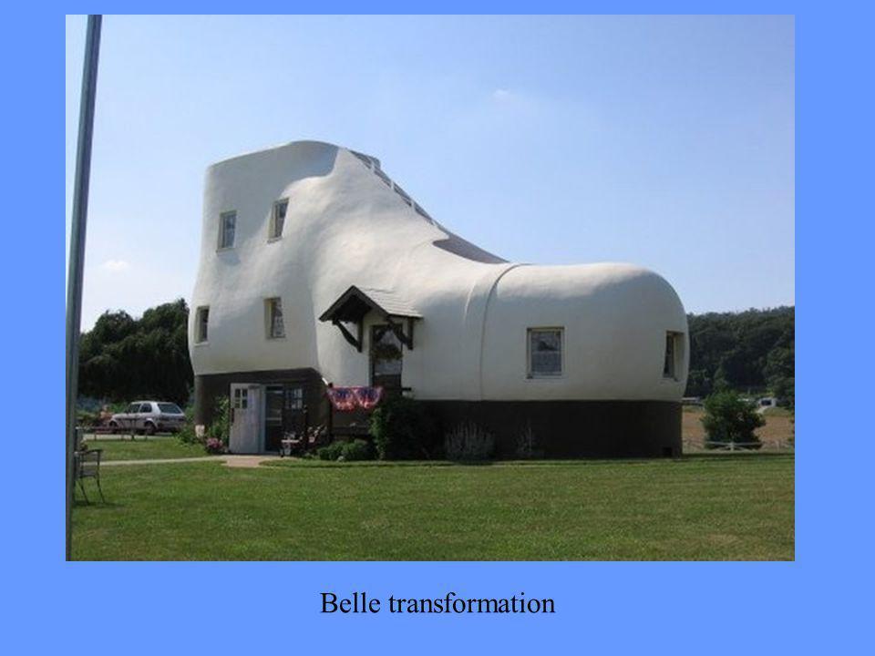 Belle transformation