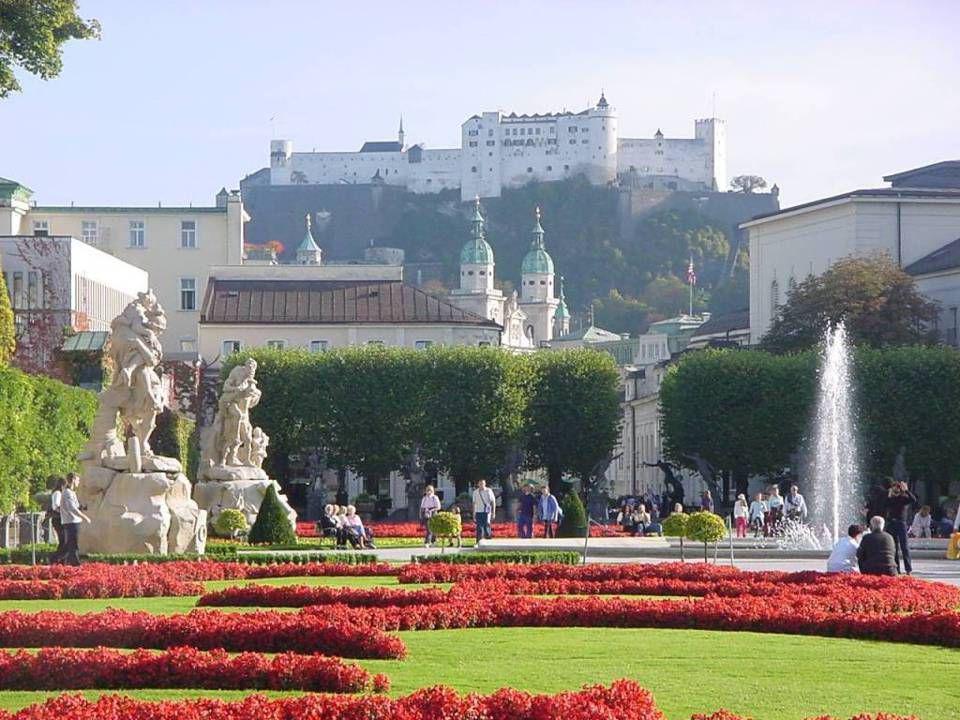 12. Mirabell Garden – Salzburg, Austria