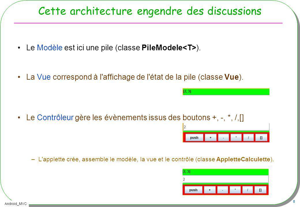 Android_MVC 69 Extension possible : à chaque exception un sms .