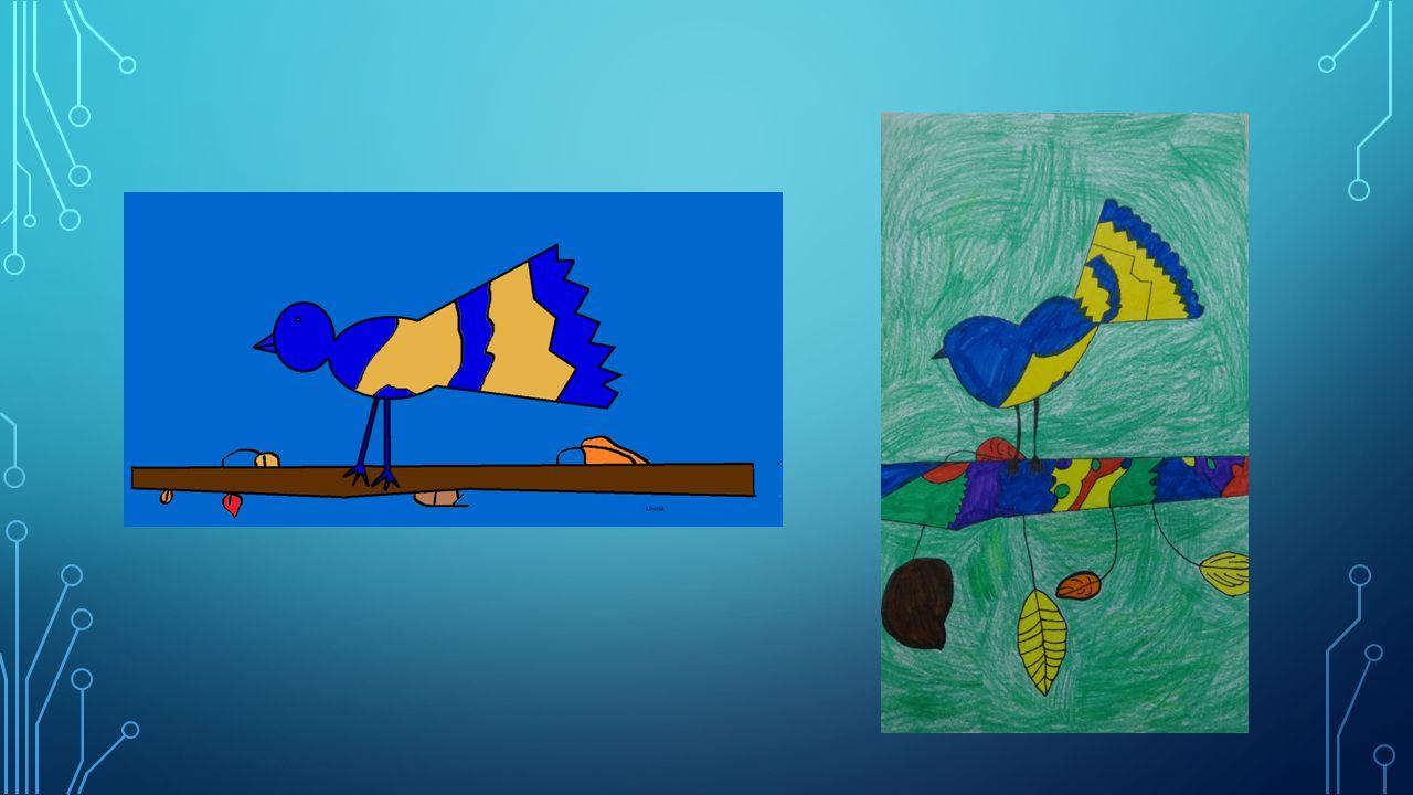 Le chant de mon oiseau La Paruline flamboyante fait un son comme « cuicuicuicui ».