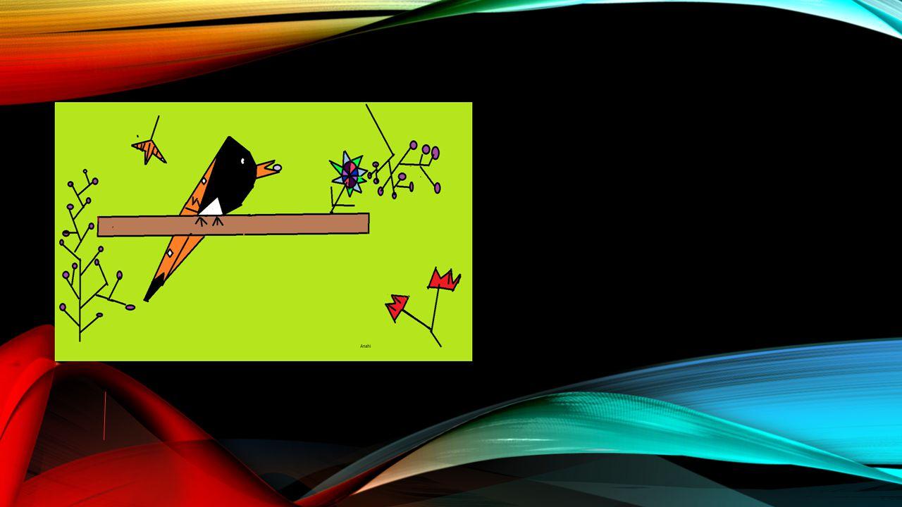 Le chant de la paruline flamboyante cest comme – sui,sui,sui,sui et-stee-tsee-stee-sir et souffle un peu. Le chant de mon oiseau