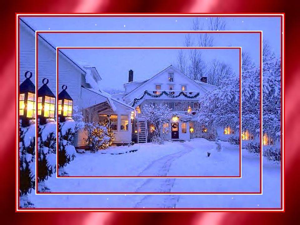Que la paix de Noël vous comble de joie, damour, despérance, de Vie…