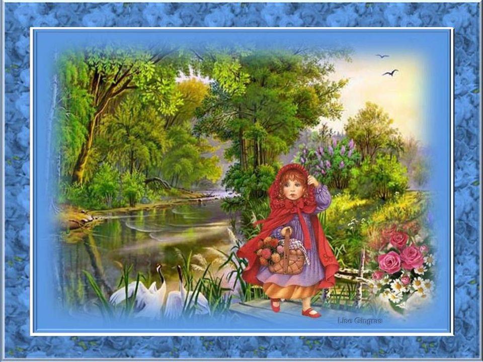 Dans le verger, les pommiers sont en fleurs; La nature regorge de nouvelles odeurs; Cest le grand spectacle de la beauté; Le printemps et les roses fo