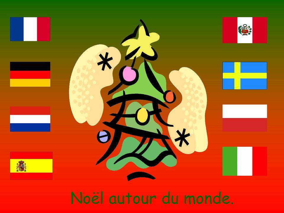 Noël autour du monde.