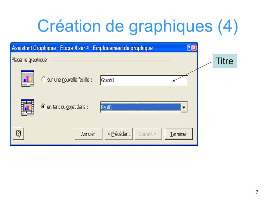 38 Tableaux Croisés Dynamiques (TCD) Avant de cliquer sur « Terminer » voyons voir ce que nous propose loption « Disposition »