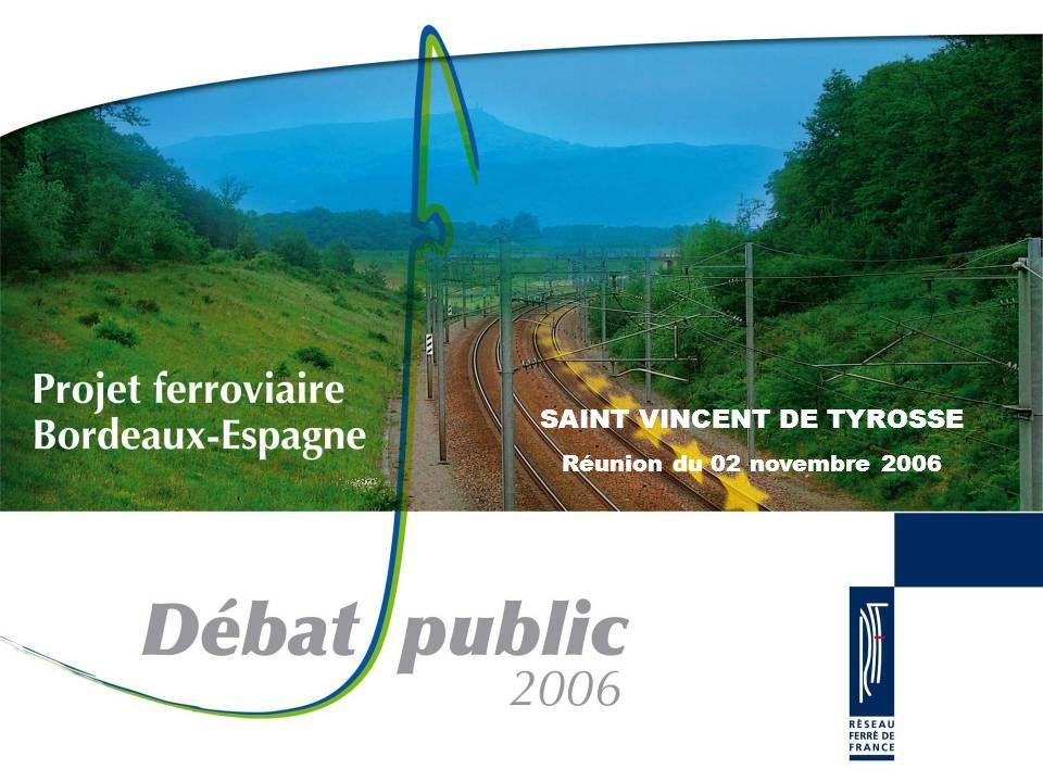 SAINT VINCENT DE TYROSSE Réunion du 02 novembre 2006